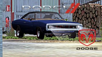 Dodge Charger 1969 ls2013