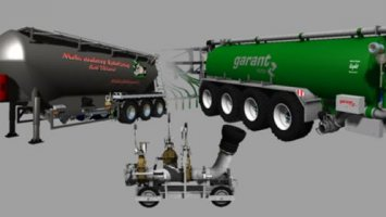 Liquid manure pack 2