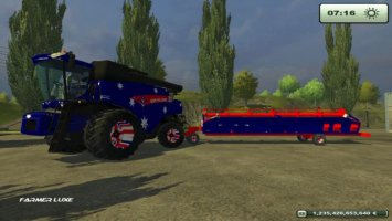New Holland CR9090 Pack
