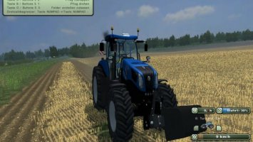 New Holland T8390 v2