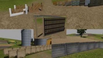 Fences pack