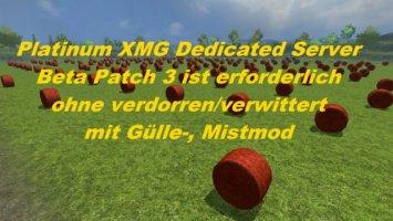Platinum XMG v9.7