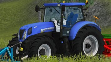 New Holland T7 210 More Realistic