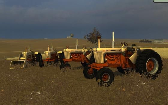 1030 Case Tractor With Loader : Case ls mod for farming simulator