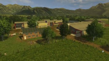Alita Farm Map