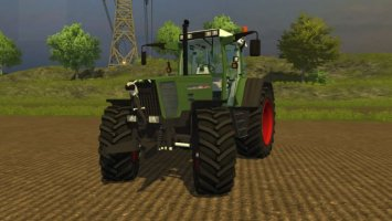 Fendt 818 Favorit Turbomatik v1.1 Hotfix