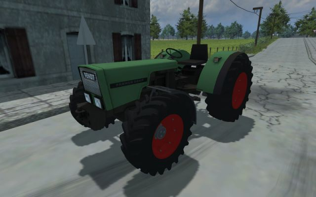 Fendt Farmer 204P LS2013