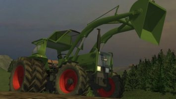 Fendt Favorit 4S with Frontlader v2.1 LS13 LS2013