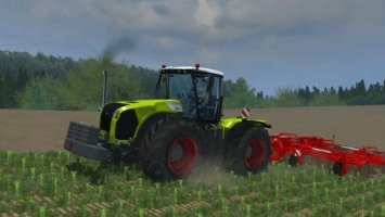 Claas Xerion 5000