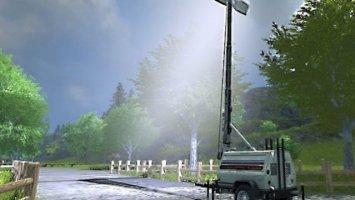Light generator trailer LS2013