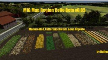 MIG Map MadeInGermany Region Celle v0.85 Beta