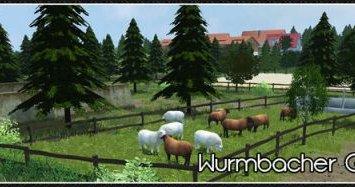 Wurmbacher Gegend