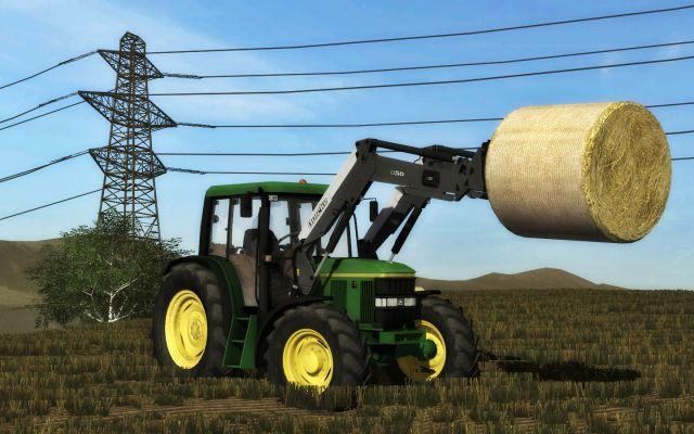 Coloring pages for trucks - John Deere 6410se Ls2013 Mod Mod For Farming Simulator 2013 Ls