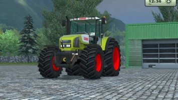 Claas Ares 826 RF