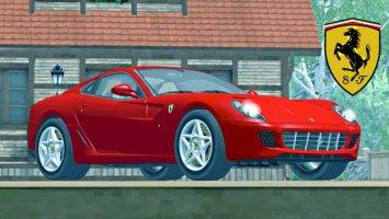 Ferrari 599 ls2013