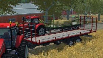 GX Baletransporter MoreRealistic