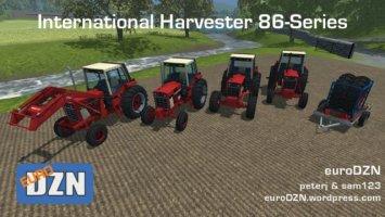 International Harvester Series 86