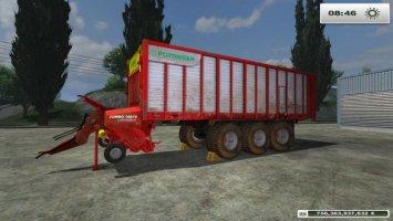 Forage wagons pack v2 washable