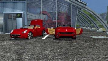 Ferrari California BETA
