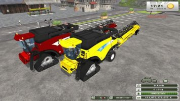 New Holland CR9090 /CaseIH 9120