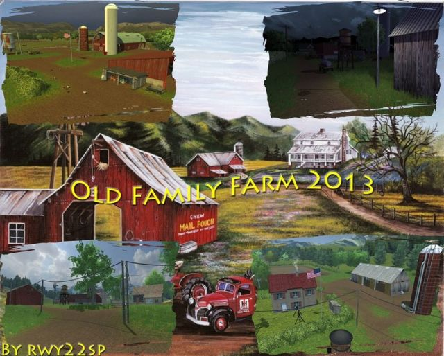 Old Family Farm 2013