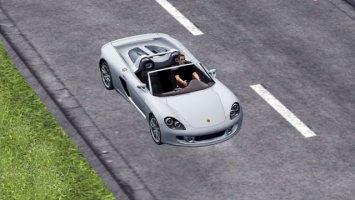 Porsche Carrera GT LS2013