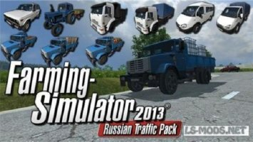 Russian Traffic Pack ls2013