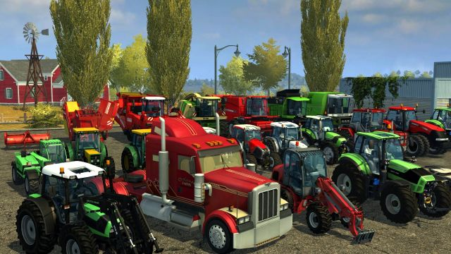Farming Simulator 2013 Titanium Add-on