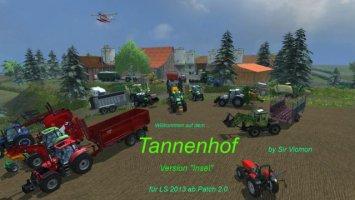 Tannenhof v2 Island LS2013