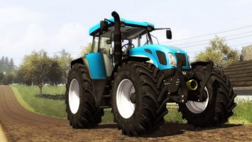 New Holland T7550 More Realistic