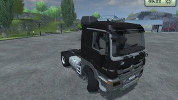 Mercedes Benz Actros v3 More Realistic