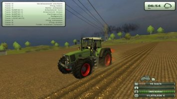 Fendt Favorit 824 v2 More Realistic