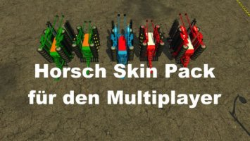 Horsch MP Skin Pack LS 13 LS2013