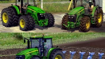 John Deere 7730 v2 (Washable)