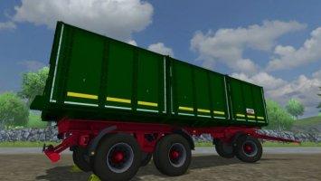 Kröger Agroliner HKD 402