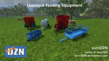 Livestock Feeding Equipment