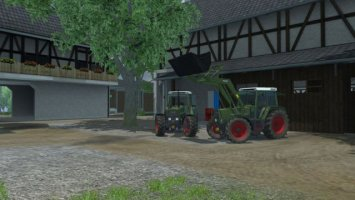 Fendt Farmer 309 LSA Turbomatik GenX Edition More Realistic