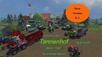 Tannenhof v2.1