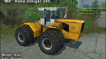Rába Steiger 250 MR ls2013
