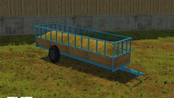 John Shepherd Feed Trailers