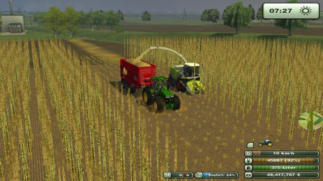 Claas HS-2 v2 energy willow cutter - LS2013 Mod | Mod for