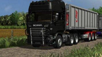 Scania R730 Topline More Realistic