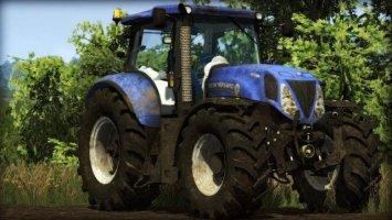 New Holland T7 210 v1.0