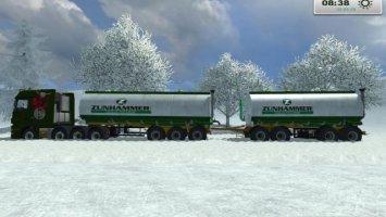 Zunhammer liquid manure transport pack