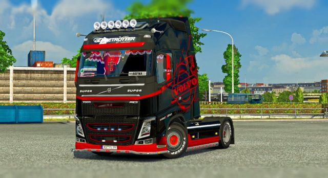 Volvo fh mega tuning ets2 mod mod for euro truck for H portal