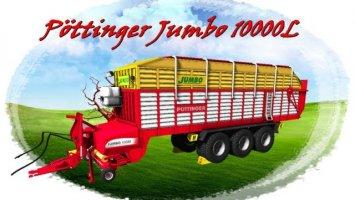 Pöttinger Jumbo 10000L MR