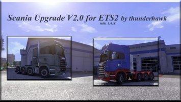 Scania Upgrade v2.0