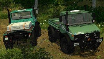 Unimog U1200/U1600