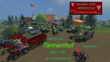 Tannenhof v2.2 Island