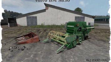 Volvo BM S830